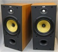 Altavoces Monitor B&W DM602S2 color claro